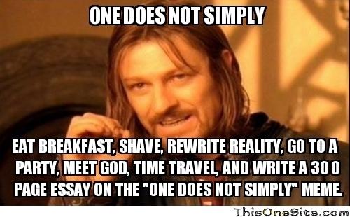 Go rewrite